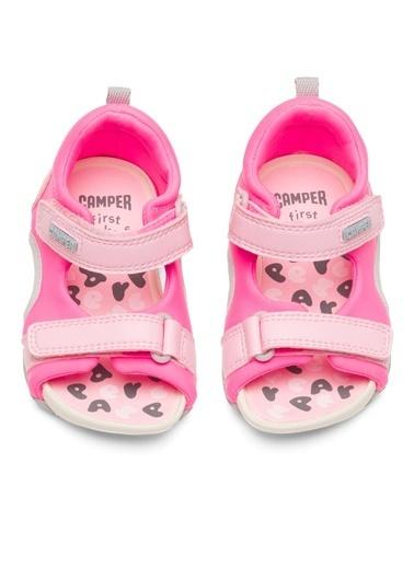 Camper Ous FW Sandalet Pembe